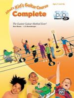 Alfred's Kid's Guitar Course Complete (The Easiest Guitar Method Ever!) - Book, 2 Enhanced CDs & DVD Sheet Music