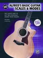 Alfred's Basic Guitar Scales & Modes (The Easiest Way to Get the Essentials Under Your Fingers) - Bo Sheet Music