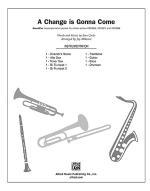 A Change Is Gonna Come - Instrumental Parts Sheet Music