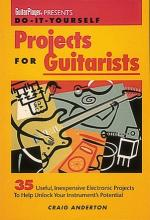 Guitar Player Presents Do-It-Yourself Projects For Guitarists Sheet Music