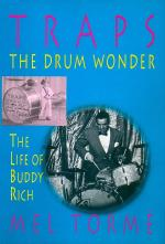 Traps - The Drum Wonder The Life Of Buddy Rich Hardcover Sheet Music