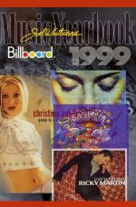 1999 Billboard Music Yearbook Sheet Music