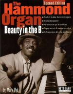 The Hammond Organ - Beauty In The B Second Edition Sheet Music