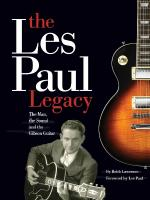 The Early Years Of The Les Paul Legacy 1915-1963 Sheet Music
