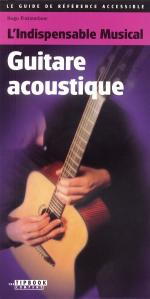 Tipbook - Acoustic Guitar L'indispensable Musical Guitare Acoustique Sheet Music
