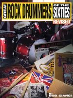 Great Rock Drummers Of The Sixties Sheet Music