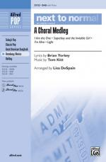 Next to Normal: A Choral Medley Sheet Music - Choral Octavo Sheet Music