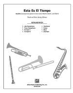 Esta Es el Tiempo (This Is the Time) - Instrumental Parts Sheet Music