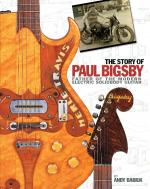 The Story Of Paul Bigsby The Father Of The Modern Electric Solid Body Guitar Sheet Music