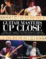Guitar Masters: Intimate Portraits Stories And Insights Of The Great Guitarists Sheet Music