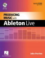 Producing Music With Ableton Live Sheet Music