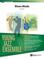 Blues Mode - Conductor Score Sheet Music