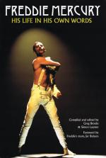 Freddie Mercury His Life In His Own Words Sheet Music