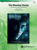 The Weasley Stomp (from Harry Potter and the Half-Blood Prince) - Conductor Score Sheet Music