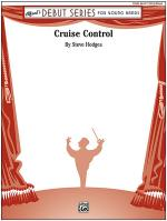 Cruise Control - Conductor Score Sheet Music