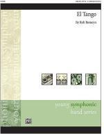 El Tango - Conductor Score Sheet Music