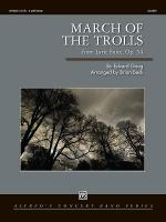 March of the Trolls - Conductor Score & Parts Sheet Music