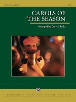 Carols of the Season - Conductor Score Sheet Music