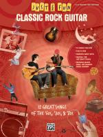 Just for Fun: Classic Rock Guitar (12 Great Songs Of The '60s, '70s & '80s) - Book Sheet Music