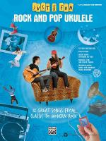 Just for Fun: Rock and Pop Ukulele (12 Great Songs from Classic to Modern Rock) - Book Sheet Music