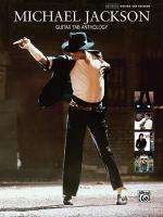 Michael Jackson: Guitar TAB Anthology - Book Sheet Music