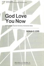 God Love You Now - CHORAL PART(S) Sheet Music