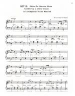 Popular Piano Medleys - Book Sheet Music