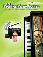 Premier Piano Course: Pop and Movie Hits Book 2B Sheet Music