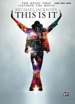 Michael Jackson's This Is It (The Music That Inspired the Movie) - Book Sheet Music