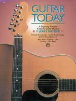 Guitar Today, Book 1 (A Beginning Acoustic & Electric Guitar Method) Sheet Music
