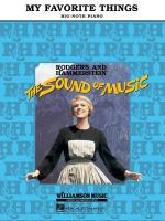 My Favorite Things (From 'the Sound Of Music') Sheet Music Sheet Music