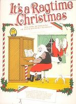 It's A Ragtime Christmas Piano Solo Sheet Music