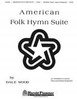 American Folk Hymn Suite For Organ/Harp Sheet Music