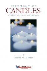 Ceremony Of Candles A Cantata For Advent And Christmas Sheet Music