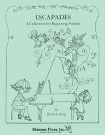 Escapades Piano Collection Sheet Music