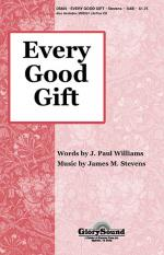 Every Good Gift Sheet Music Sheet Music