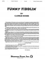 Funny Fiddlin' Sheet Music