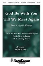 God Be With You Till We Meet Again Sheet Music Sheet Music