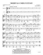 Medieval Carol Fantasy Sheet Music Sheet Music