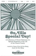 On This Special Day! Sheet Music Sheet Music