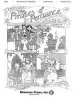 The Pirates Of Penzance Performer Part Sheet Music Sheet Music
