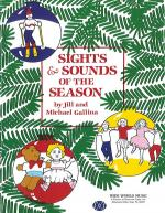 Sights And Sounds Of The Season Cast Book Sheet Music