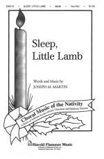 Sleep, Little Lamb Sheet Music Sheet Music