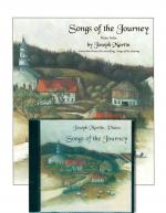 Songs Of The Journey Book/CD Sheet Music