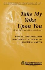 Take My Yoke Upon You Sheet Music Sheet Music