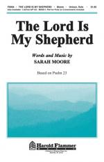The Lord Is My Shepherd Sheet Music Sheet Music