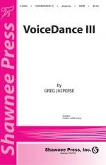 Voicedance III Sheet Music Sheet Music