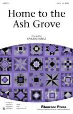 Home To The Ash Grove Sheet Music Sheet Music