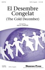 El Desembre Congelat (The Cold December) Sheet Music Sheet Music