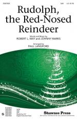 Rudolph, The Red-Nosed Reindeer Sheet Music Sheet Music